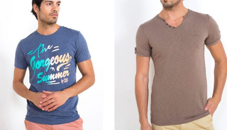 Erkek Tişört Modelleri ve Trendleri