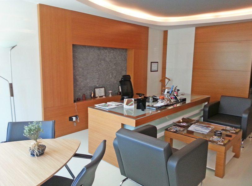 İşyeri ve Ofis Dekorasyonu