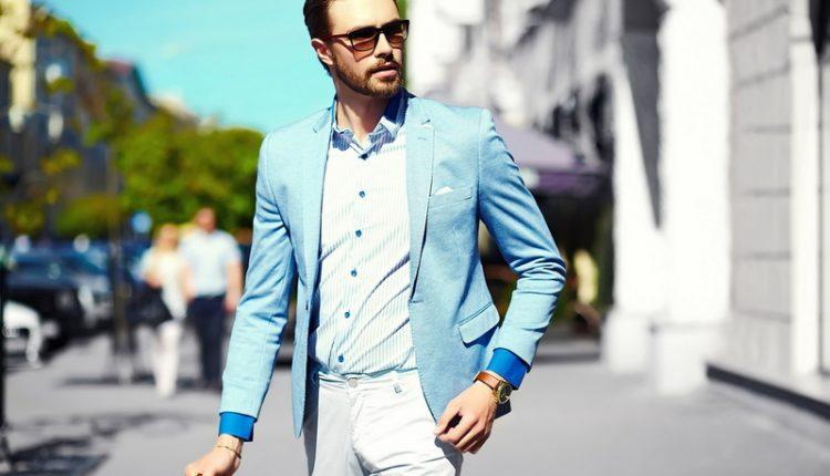 Erkek Takım Elbise Modası