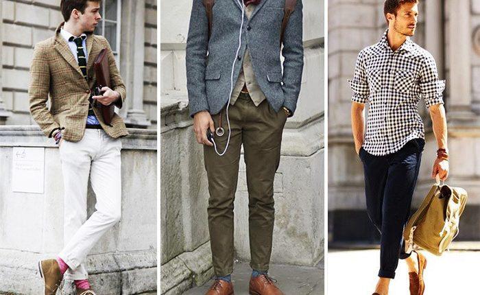 Günümüzde Erkek Giyim Modası