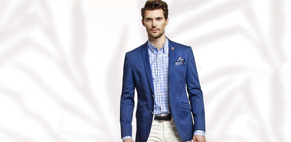 Günümüzde Erkek Takım Elbise Modası