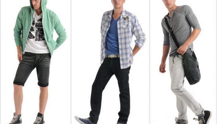 Yeni Sezon Erkek Giyim Modası