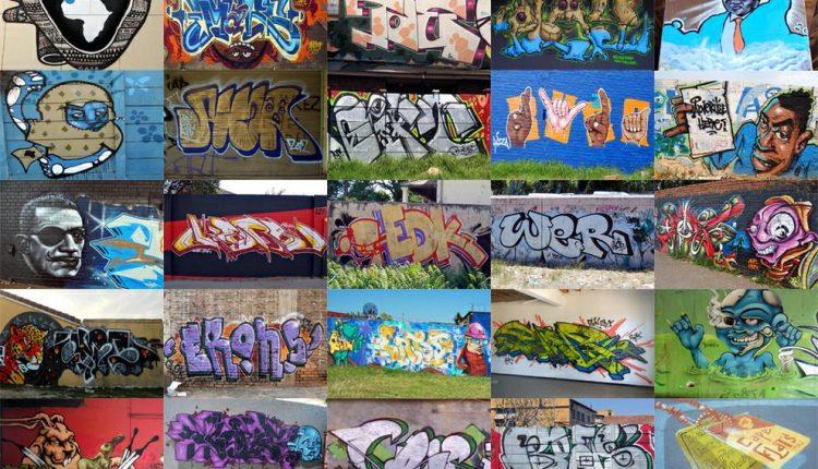 Sokakların Yasak Sanatı Graffiti