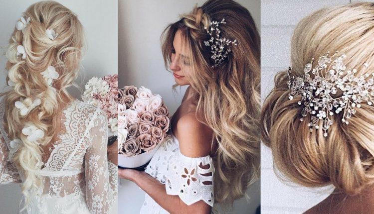 düğün için özel saç tipi düşün sç modası imaj düğünlerde trend saç modeli