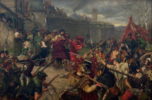 Alman Köylü Savaşı,Alman Köylü İsyanı