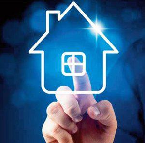akıllı ev sistemleri,tasarruf,emniyet,konfor