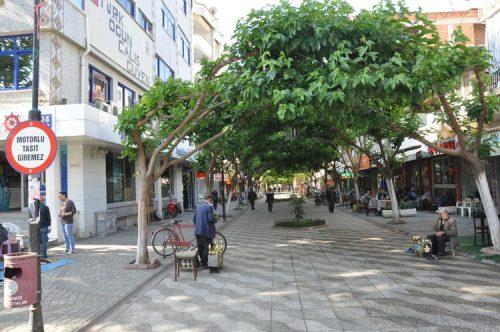 Aydın şehir merkezi
