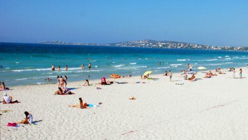 Aydın bedava plaj
