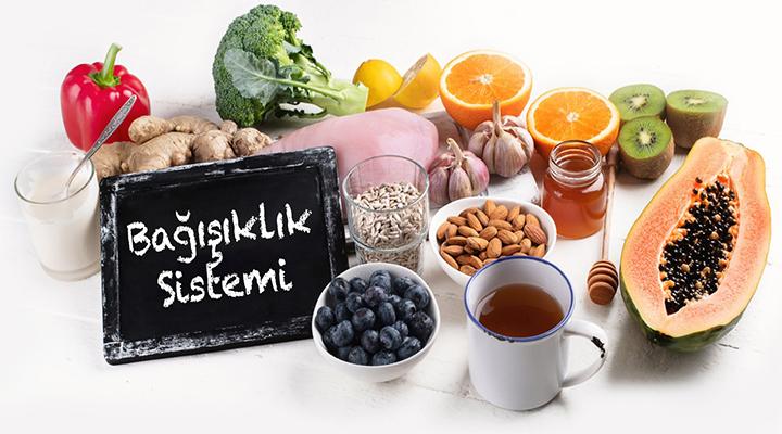 Güçlü Bağışıklık Sistemi İçin Gerekli Vitaminler